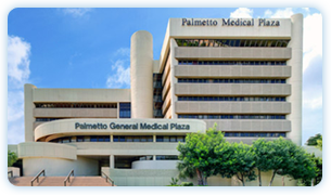 Palmetto Medical Plaza office of Advanced Gastroenterology of South Florida, PA